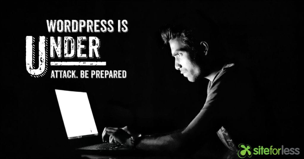 WordPress is under attack be prepared 1024x536 - WordPress is Under Constant Attack. This is Must Have WordPress Security.